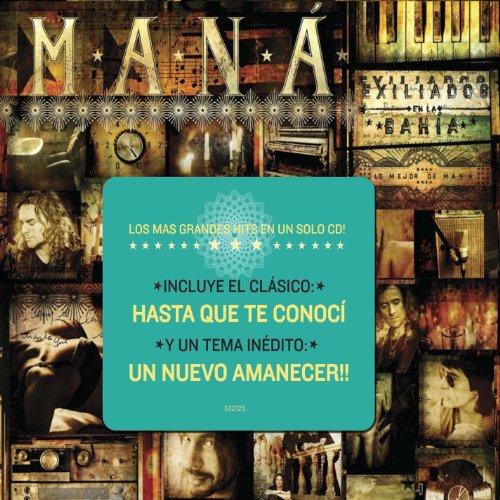 Mana - Exiliados Es La Bahia (Lo Mejor De Mana) - Zortam Music