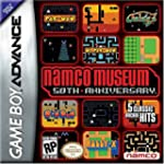 Namco Museum 50th Anniversary Arcade...
