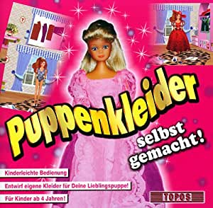 Puppenkleider selbst gemacht, 1 CD-ROM Für Windows 95/98/NT/2000