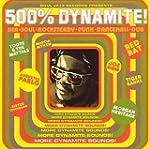 500% Dynamite: Ska Soul Rocksteady Fu...