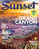 Magazine - Sunset (1-year auto-renewal)