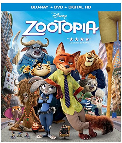 Zootopia ズートピア 2D blu-ray[北米盤英語のみ]