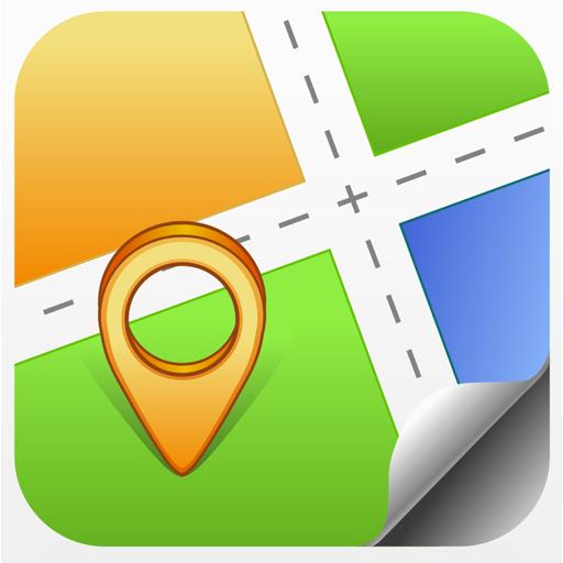 saltillo-mexico-offline-map-place-stars