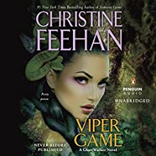 Viper Game (       UNABRIDGED) by Christine Feehan Narrated by Tom Stechschulte