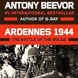 Ardennes 1944 Audiobook