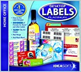 IdeaSoft Desktop Labels Platinum (Jewel Case)
