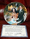 Collector Plate – Gone with the Wind…