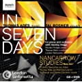 Thomas Ades: In Seven Days; Conlon Nancarrow: Studies Nos. 6 & 7