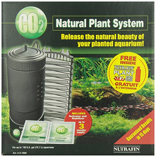 Hagen Nutrafin CO2 Natural Plant System  CO2