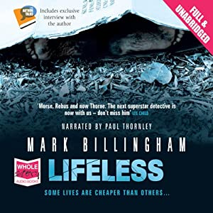 Lifeless Audiobook
