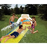 Inflatable drinking water Slides:Slip 'N slip Splash Dunk