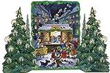 Engelchens Postamt - Adventskalender aufstellbar