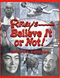 Ripley's Believe It or Not! Special Edition (043926040X) by Mary Packard