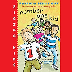 Number One Kid: Zigzag Kids, Book 1 | [Patricia Reilly Giff]