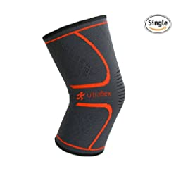 Ultra Flex knee compression sleeves