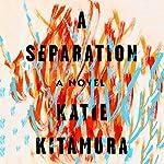 A Separation: A Novel   Katie Kitamura