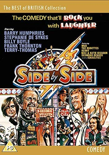 DVD : Side By Side: Terry Thomas & Barry Humphries