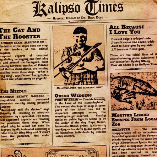 Kalipso Times Ep (10'')