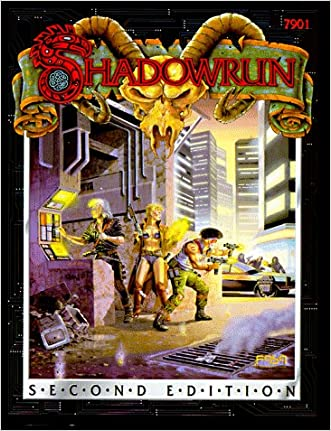 Shadowrun (Second Edition)