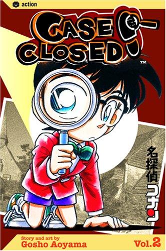 名探偵コナン コミック2巻 (英語版)