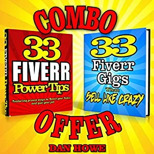 Fiverr 2-for-1 Power Pack Combo Offer Audiobook