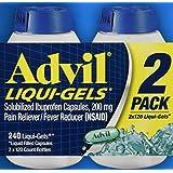 Advil Liquigels, 200 Miligrams, 240 Count 200mg