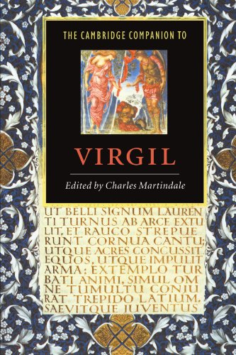 The Cambridge Companion to Virgil Paperback (Cambridge Companions to Literature)