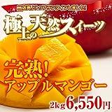 沖縄産アップルマンゴー 2kg ランキングお取り寄せ