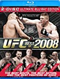 UFC: Best of 2008 (Two-Disc Ultimate Edition) [Blu-ray]