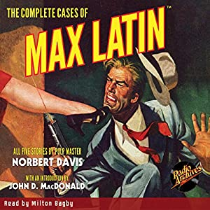 The Complete Cases of Max Latin Audiobook