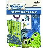 Monsters Inc. Party Favor Pk (48 Piece)