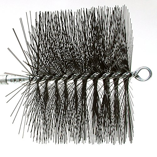 Rutland 16409 Round Wire Chimney Sweep Brush, 9-Inch