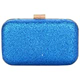 Cathriem Women's Clutch (Blue)