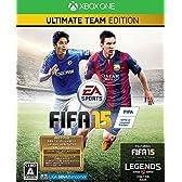 FIFA 15 ULTIMATE TEAM EDITION (メッシ スチールブックケース&DLCセット他同梱)