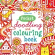 Pocket Doodling and Colouring Book: Red Book (Usborne Art Ideas)