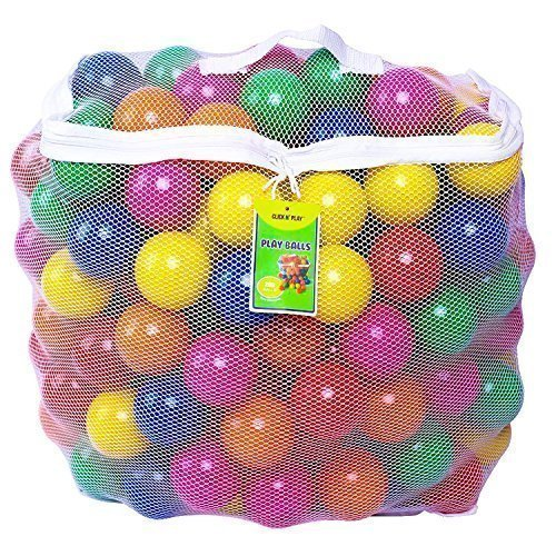 200 Phthalate Free BPA Free Crush Proof Proof Plastic Balls