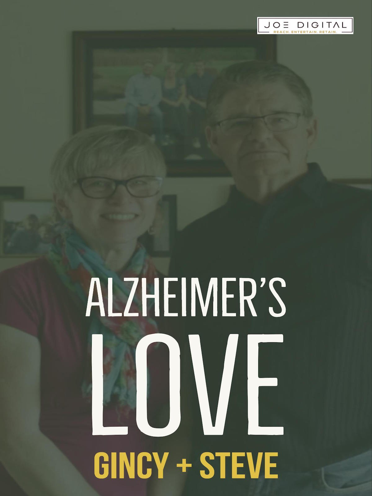 Alzheimer's Love Gincy and Steve