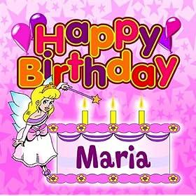 Amazon.com: Happy Birthday Maria: The Birthday Bunch: MP3