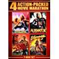 4 Action-Packed Movie Marathon