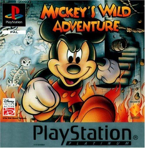 Mickeys Wild Adventure