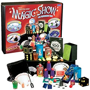 Spectacular Magic Show with Performance Table