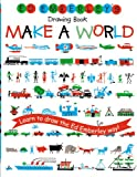 Ed Emberleys Drawing Book: Make a World (Ed Emberley Drawing Books)