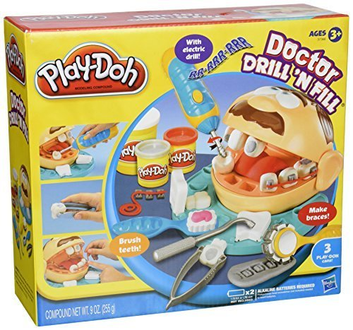 Hasbro Play Doh Dr Drill 'N' Fill by Hasbro (Play Doh Drill compare prices)