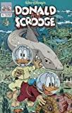 """Walt Disney's Donald And Scrooge (""""Treasure Under Glass"""" 
