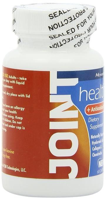 Отзывы Membrell JOINThealth Plus Antioxidants, 60 Capsules