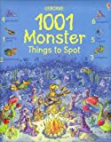 Gill Doherty 1001 Monster Things to Spot (Usborne 1001 Things to Spot)