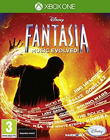 Disney Fantasia: Music Evolved (Xbox One)