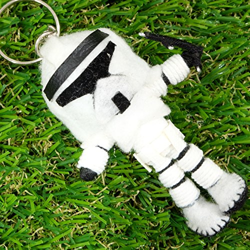 Star War Soldier Empire Voodoo Doll Keyring Keychain Comic Theme