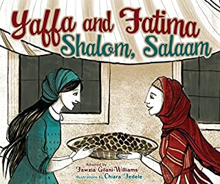Book Cover: Yaffa and Fatima: Shalom, Salaam