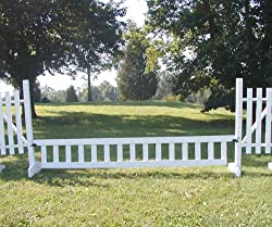 Ladder Gate Wood Horse Jumps 12ft - 3 Heights